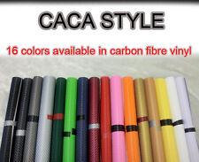 Carbon Fiber Vinyl Sticker Sheet Wallpaper 1270mm*300mm