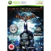 Batman: Arkham Asylum (Microsoft Xbox 360, 2009) Tested