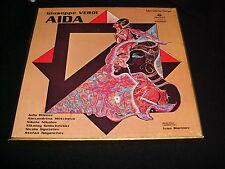 VERDI ° AIDA<>IVAN MARINOV<>3-LP Vinyl~Canada Pressing<>SELECT  CC-15.071/72