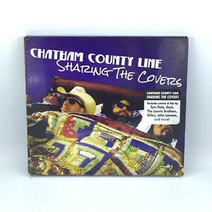 Chatham County Line / Sharing the Covers / Audio Music CD / Cover Band Songs