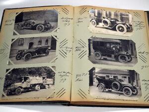 23 Stk orig. altes OLDTIMER FOTO Opel Peugeot Baby Horch Adler Wanderer um 1920