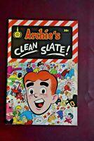 Comic Book, Archie's Clean Slate, Veronica, Betty, Jughead, 1973, Reggie