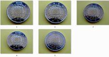 """2 Euro commémorative 2015  """"30 ans du drapeau européen"""" -  Toutes les 23 pièces"""