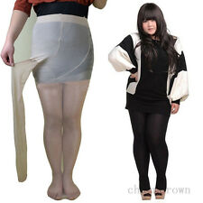 Sexy Women Pregnant Maternity Tights Plus Size Sheer Pantyhose Stockings Socks
