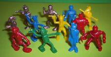 New ListingRare 1950s~Post Cereal~Captain Video Figures~Premium~Complete Set Of 12