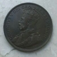 1918 Canada 1 One Cent