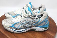 Asics GT-2150 Women's Running Shoes T057N(2A) US Size 9.5 Aqua Blue & Silver EUC