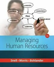 Managing Human Resources (US HARDCOVER STUDENT 17/E; ISBN-13: 9781285866390)
