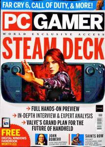 PC GAMER MAGAZINE #362~ 2021 ~ NEW ~