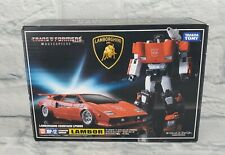 Takara Tomy Transformers Masterpiece MP-12 Lambor Sideswipe Authentic Complete