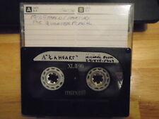VERY RARE for Quarterflash DEMO CASSETTE TAPE rock 1/2 A Heart UNRELEASED '90s