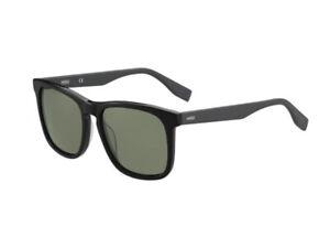 Sonnenbrille Hugo Boss HG 0317/s schwarz grün 807/QT