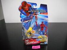 AMAZING SPIDERMAN COMIC SERIES MEGA CANNON SPIDER-MAN LAUNCHING MISSILE! 36-21