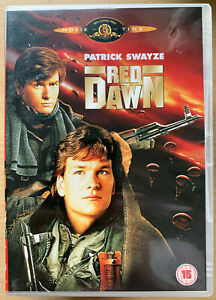 Red Dawn DVD 1984 Russians Invade America Action Movie w/ Patrick Swayze