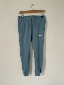 Nike Sportswear Tribute Club Fleece Green Joggers Sweatpants Track Bottoms Small