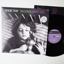 Tender Trap – Ten Songs About Girls UE 2012 lp vinilo OIS VG + +