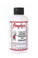 Angelus Leather Dye Preparer & Deglazer/Cleaner #820 4 oz