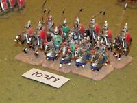 25mm dark ages / ghaznavid - cavalry 12 cavalry - cav (10789)