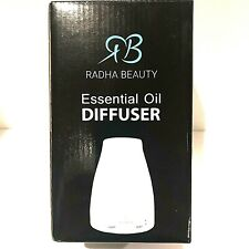 Radha Beauty Aromatherapy Essential Oil Diffuser Portable 120mL Q2 Vv C36
