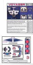 Tsds, Voyager Acqua Scivolo Adesivi Migliorato per Moe 112 St