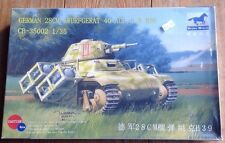 Bronco 1/35 German 28CM Swurfgerut 40 AUF G.W.H.39 kit # CB-35002 New Sealed