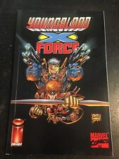 Youngblood/X-force#1 Incredible Condition 9.0(1996) Liefeld Cover!!
