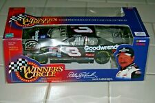 1998 WINNERS CIRCLE DALE EARNHARDT #3 Goodwrench 1:24 DIECAST CAR