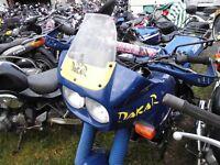 FÜR Yamaha XT600Z Tenere 3AJ: 1x Front-Verkleidung Maske Kanzel cowling fairing