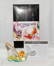Just The Right Shoe by Raine Shoe Miniatures-Just Ducky Nib