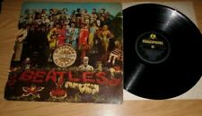 THE BEATLES: SGT. PEPPER'S LONELY HEARTS CLUB BAND: 1st UKPRESS IN GERMAN SLEEVE