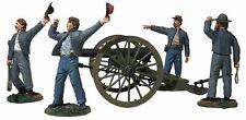 BRITAINS 31264 WE HIT EM BOYS! CONFEDERATE  PARROTT GUN SET