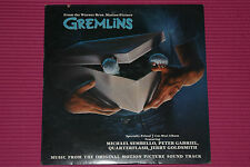 Gremlins - Soundtrack / Ost (LP, Vinyl, Album) USA / US Pressung Geffen Records