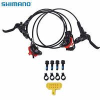 Shimano Deore XT M8000 MTB Mountain Disc Brakes Hydraulic Front & Rear Set Black