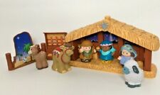 Fisher Price Nativity Set Little People