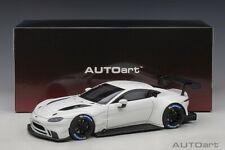 Autoart 81806 - 1/18 Aston Martin Vantage GTE LE MANS Pro 2018 - White - Neu