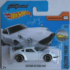 "Hot Wheels - Datsun 240Z Custom weiß ""FuguZ"" Neu/OVP"