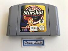 Starshot Panique Au Space Circus - Nintendo 64 N64 - PAL FRA