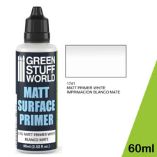 Matt White Primer 60ml - for Airbrush and Brush Acrylic Paint Basecoat Stuff