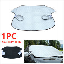 1xCar Windshield Cover Sun Shade Protector Winter Snow Ice Rain Dust Frost Guard