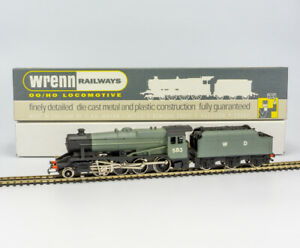 Wrenn Railways - W2281 8F Class W.D. War Department 2-8-0 Locomotive - Boxed