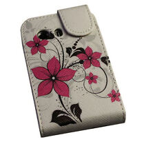 Design 4 Custodia Flip Cover Case Cellulare Astuccio Per Samsung s5360 Galaxy Y