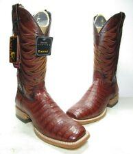 Ariat Fire Catcher Caiman Western Boots, Men's Size:10 Medium (B774)