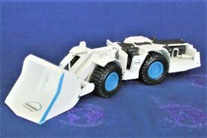 Conrad 2430 MAN GHH Underground Mine Loader - White 1/50 Die-cast MIB