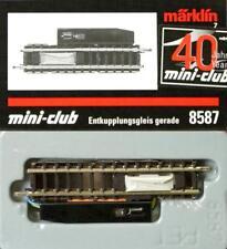 Märklin 8587 Z - elek. Entkupplungsgleis gerade 55mm NEU & OVP