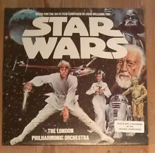 The London Phil Orchestra ‎– Star Wars / Stereo Space Odyssey Vinyl LP 1977