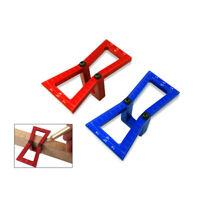 Holzbearbeitungs Dovetail Marker Anreisslehre Werkzeug für Holz 1:5 1:6 1:7 1:8