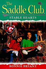 Very Good, Stable Heart (Saddle Club), Bryant, Bonnie, Book