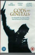 Gods and Generals (DVD) Jeff Daniels, Robert Duvall 2 disc