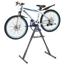 [pro.tec] Fahrrad Montageständer Reparaturständer Fahrradständer Zentrierständer