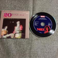 T Rex Marc Bolan CD Single Card Sleeve 20th Century Boy / Free Angel